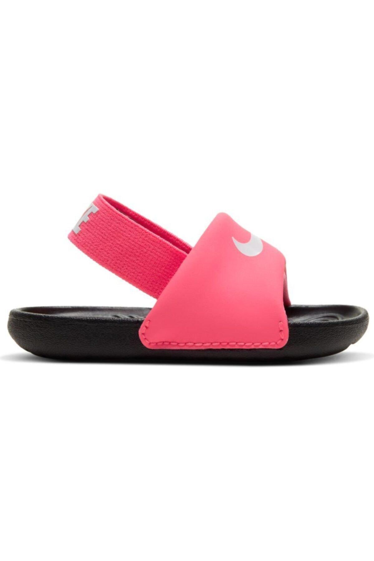 Nike Nıke Kawa Slıde Chınelo Bt Bebek Sandalet Bv1094-610 1
