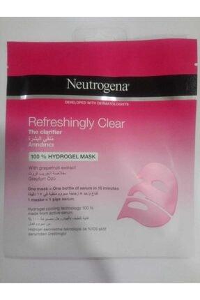 Neutrogena Refreshingly Clear Arındırıcı Maske