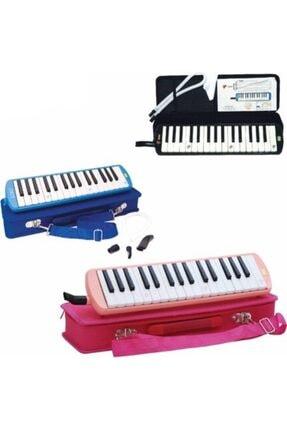 Nubutik's Kız Çocuk Pembe Eğlenceli Çantalı Piyano