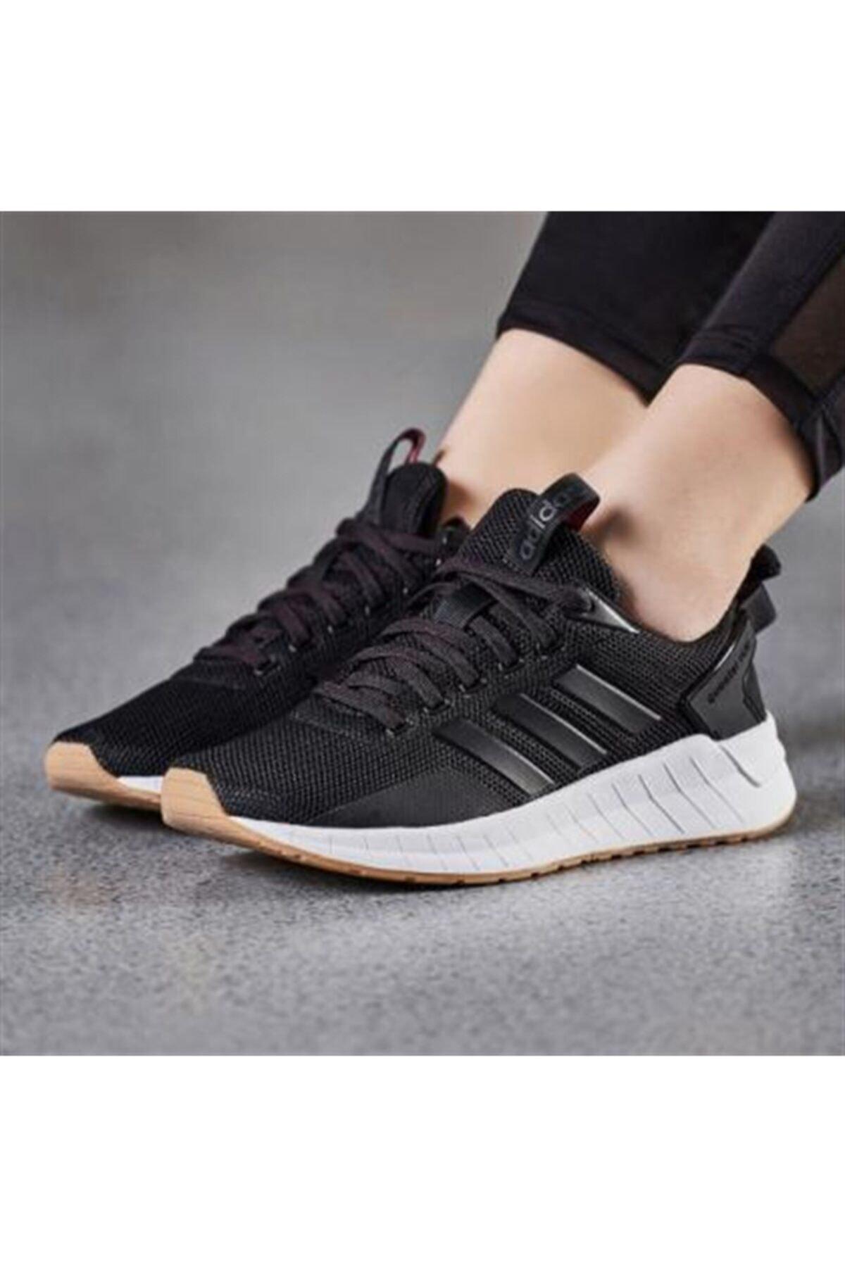 adidas Questar Ride Siyah Kadın Spor Ayakkabı B44832 1