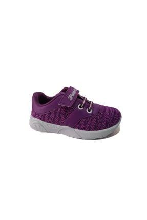 Polaris Kız Çocuk Mor Spor Ayakkabı