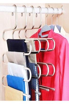 e-decor Çoklu Elbise Ve Şal Askısı