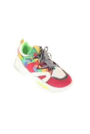 depozoom Kadın Karışık Renkli Sneaker