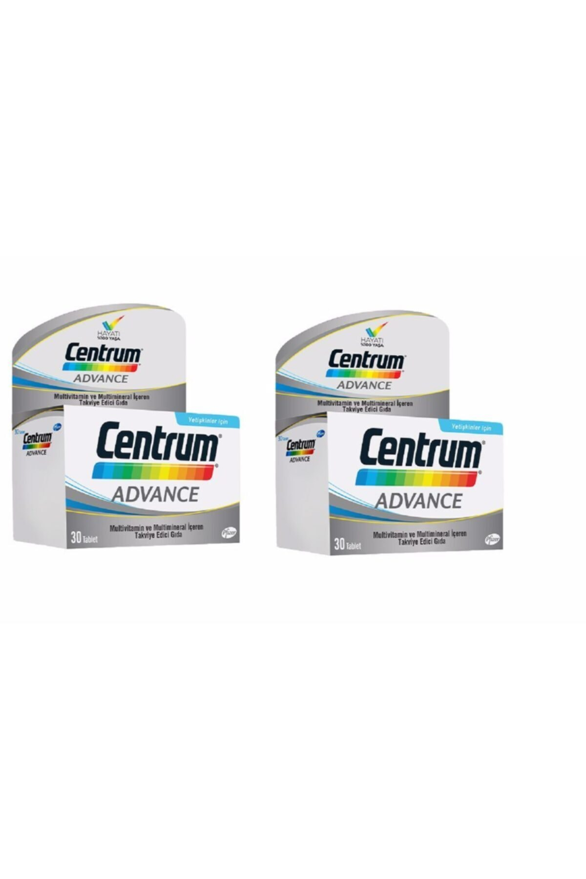 Centrum Advance Multivitamin 2 X 30 Tablet Skt 06.2021 1
