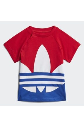 adidas Big Trefoil Çocuk Tişört