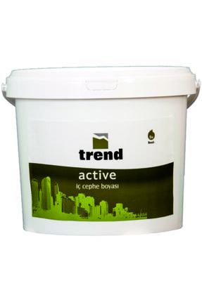 NY Trend Trend Active Iç Cephe Plastik Boyası 20 kg Sedef Gümüş