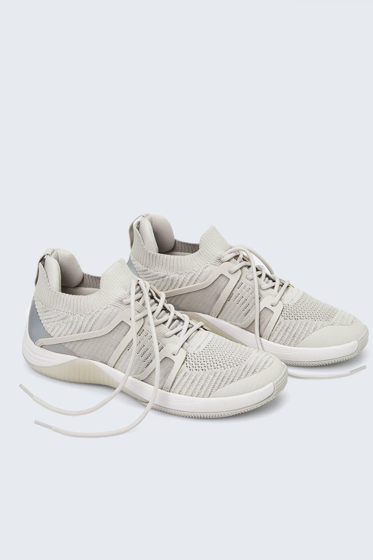 Oysho Kadın Vizon File Parçalı Spor Ayakkabı