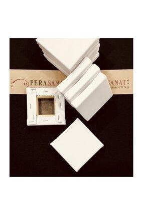 Pera Sanat Premium Mini Tuval 5 Adet 15x15
