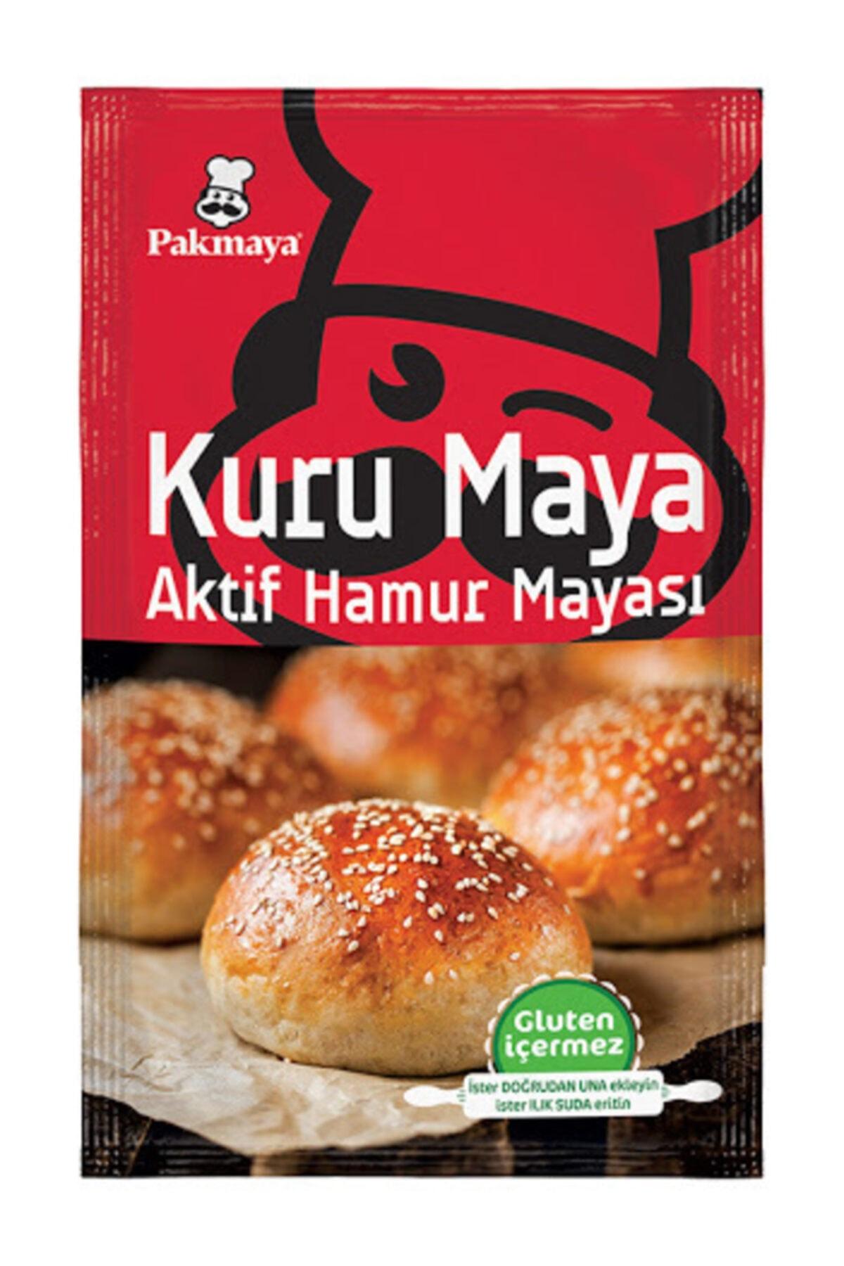 Pakmaya Aktif Kuru Hamur Mayas 20 gr Fiyatı, Yorumları   TRENDYOL