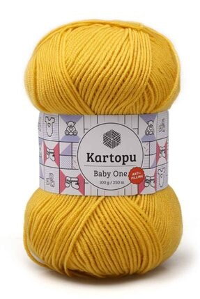 Kartopu Baby One El Örgü Ipi 100 gr | K1321