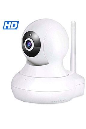 Triline Ipc11 Ip Kamera 1mp Hd Wifi Hareketli Güvenlik Kamerası - Beyaz