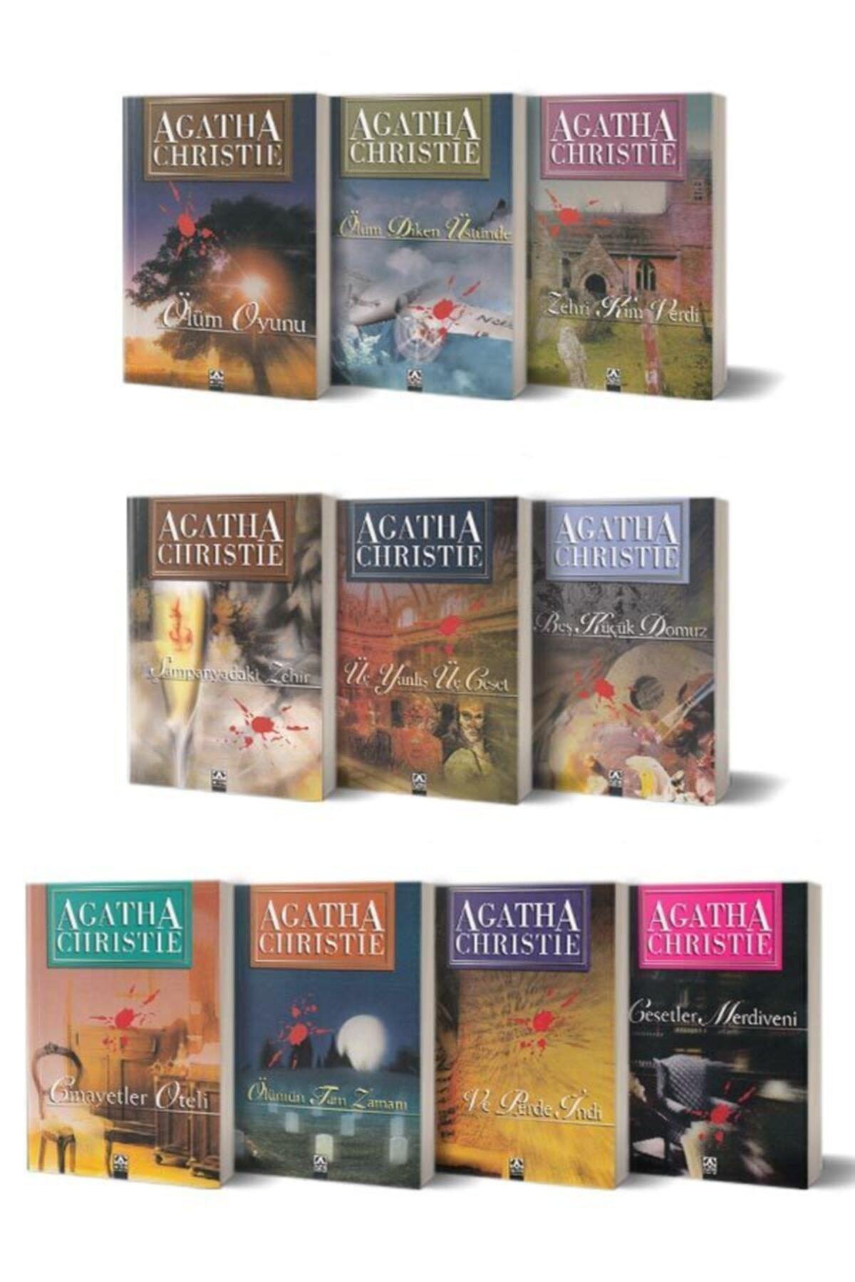 Altın Kitaplar Agatha Christie Seti 10 Kitap - Özel Boy 1