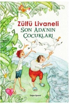 Doğan Egmont Yayıncılık Son Ada'nın Çocukları