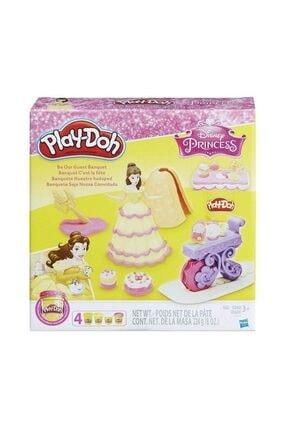 Play Doh Bellanın Yemek Daveti B9406