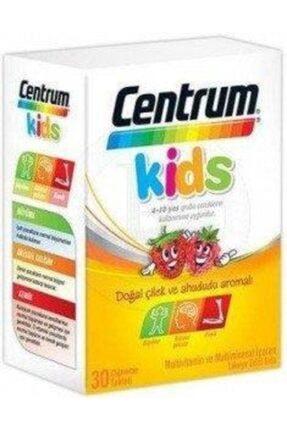 Centrum Kids Çocuk Vitamini 30 Çiğneme Tableti