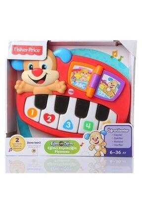 FISHER PRICE Iı Eğitici Köpekçiğin Piyanosu Türkçe Dlk19
