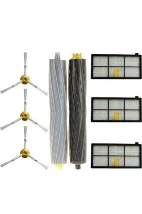 Forester Toys Irobot Uyumlu Roomba 800/850/860/861/864/866/870/880/890/900/960/980 Serisi Aksesuar Seti
