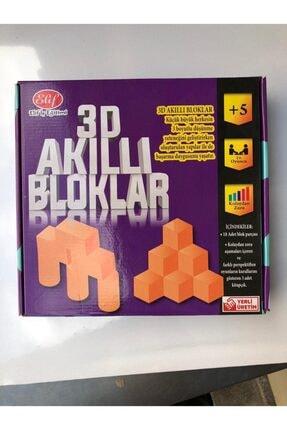 SERENT 3d Akıllı Bloklar Oyunu