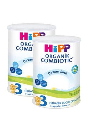 Hipp 3 Organic Combiotic Bebek Sütü 350 gr X 2 Adet
