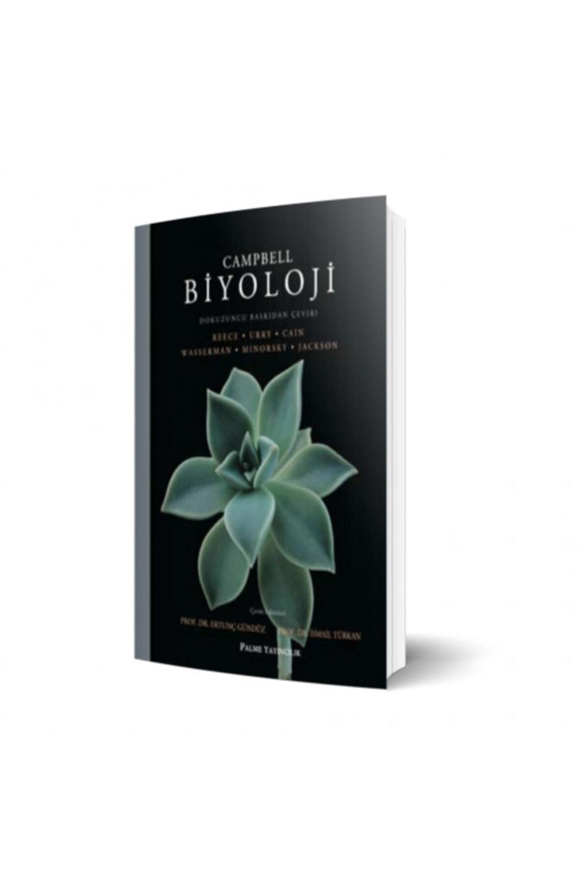 Palme Yayıncılık Campbell Biyoloji 1