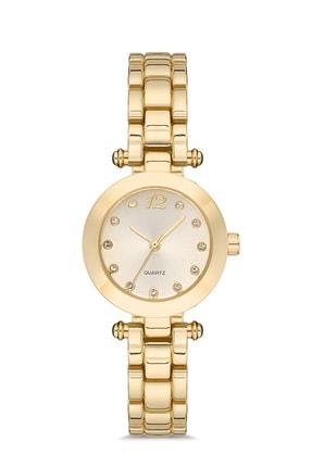Twelve Kadın Gold Special Diamond Series Kol Saati