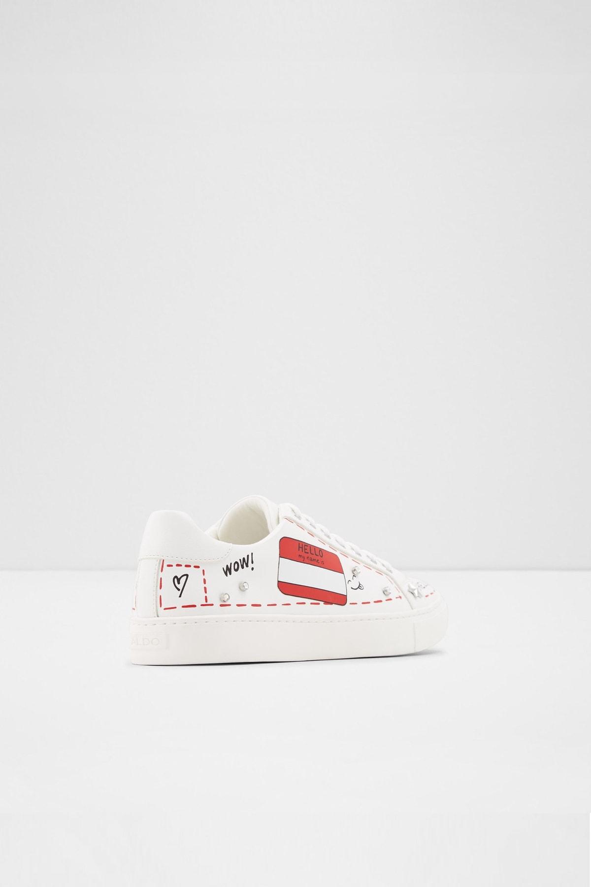 Aldo Kadın Beyaz Sneaker Ayakkabı 2