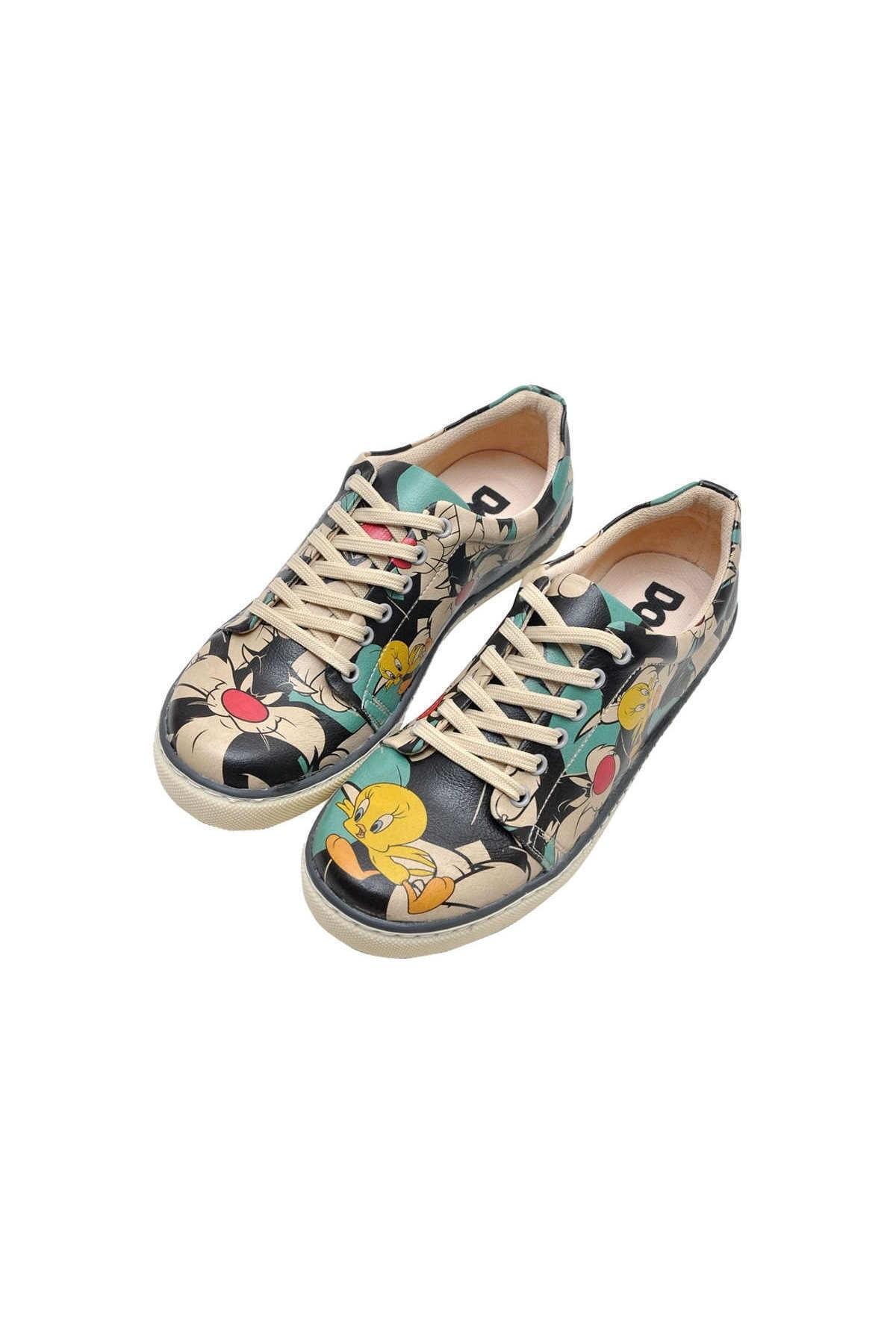 Dogo Catch Me If You Can Tweety / Sneakers Kadin Ayakkabi 1