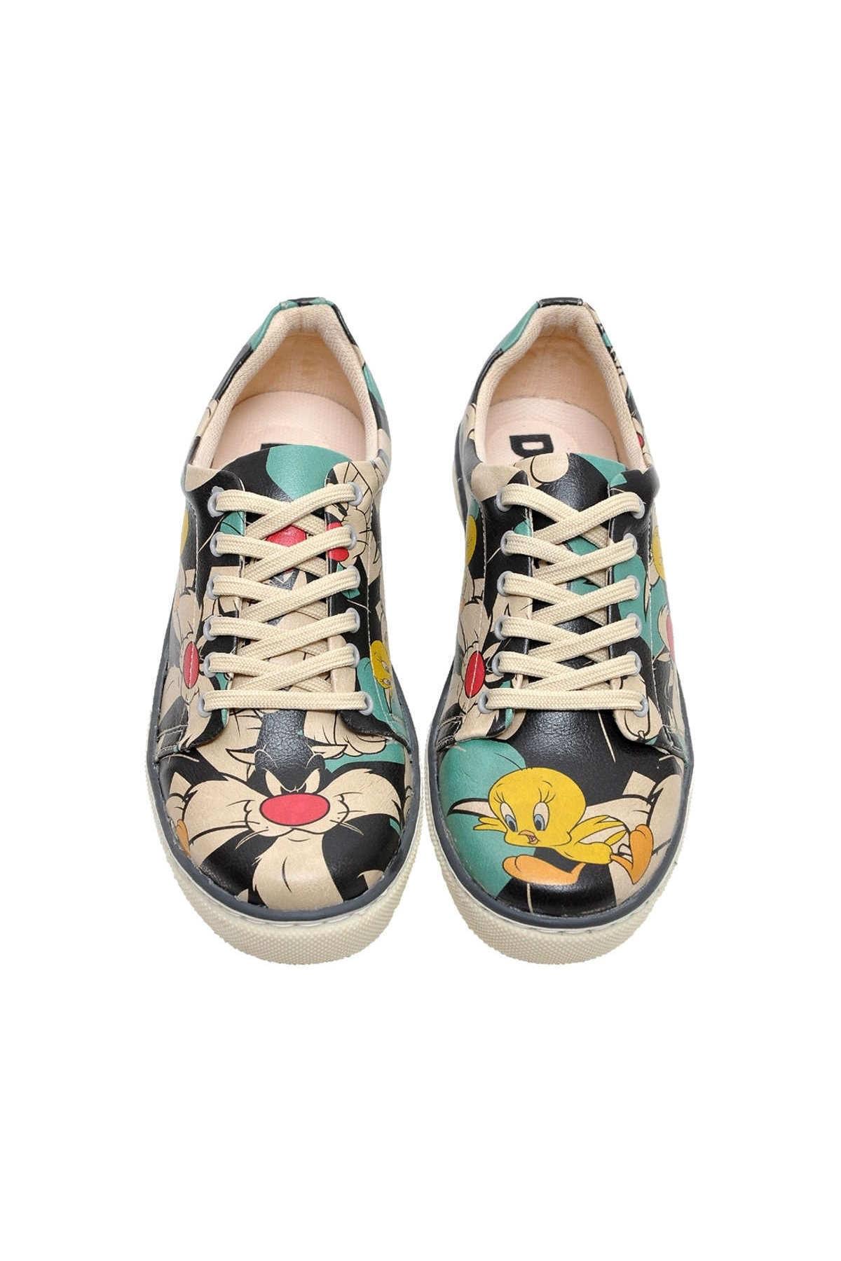 Dogo Catch Me If You Can Tweety / Sneakers Kadin Ayakkabi 2