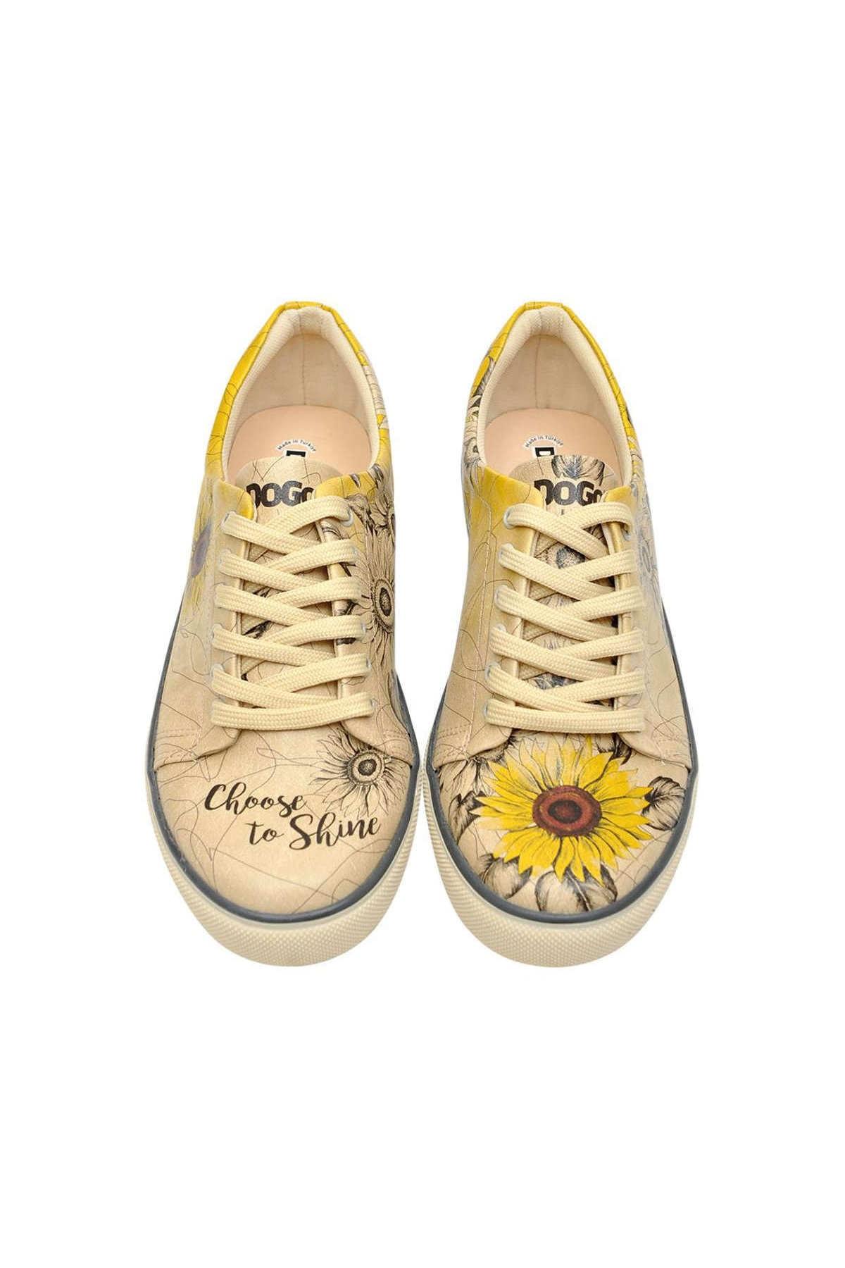 Dogo Sunflower / Sneakers Kadin Ayakkabi 1