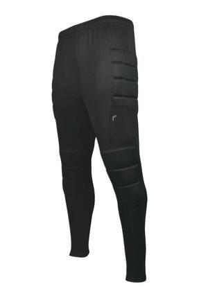 Freysport Siyah Profesyonel Süngerli Kaleci Pantolonu