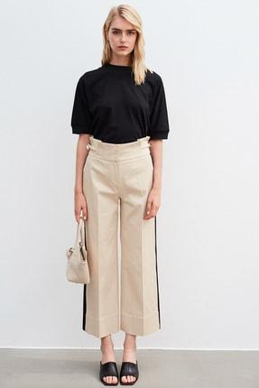 İpekyol Kadın Bej Renk Geçişli Pantolon  IW6200003151