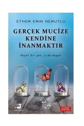 Olimpos Yayınları Gerçek Mucize Kendine İnanmaktır - Ethem Emin Nemutlu