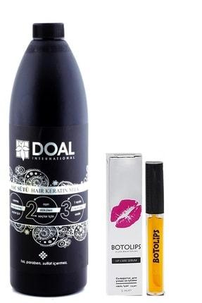 DOAL Keratin Bakım Sütü 1000 ml Dudak Dolgunlaştırıcı Lipstick
