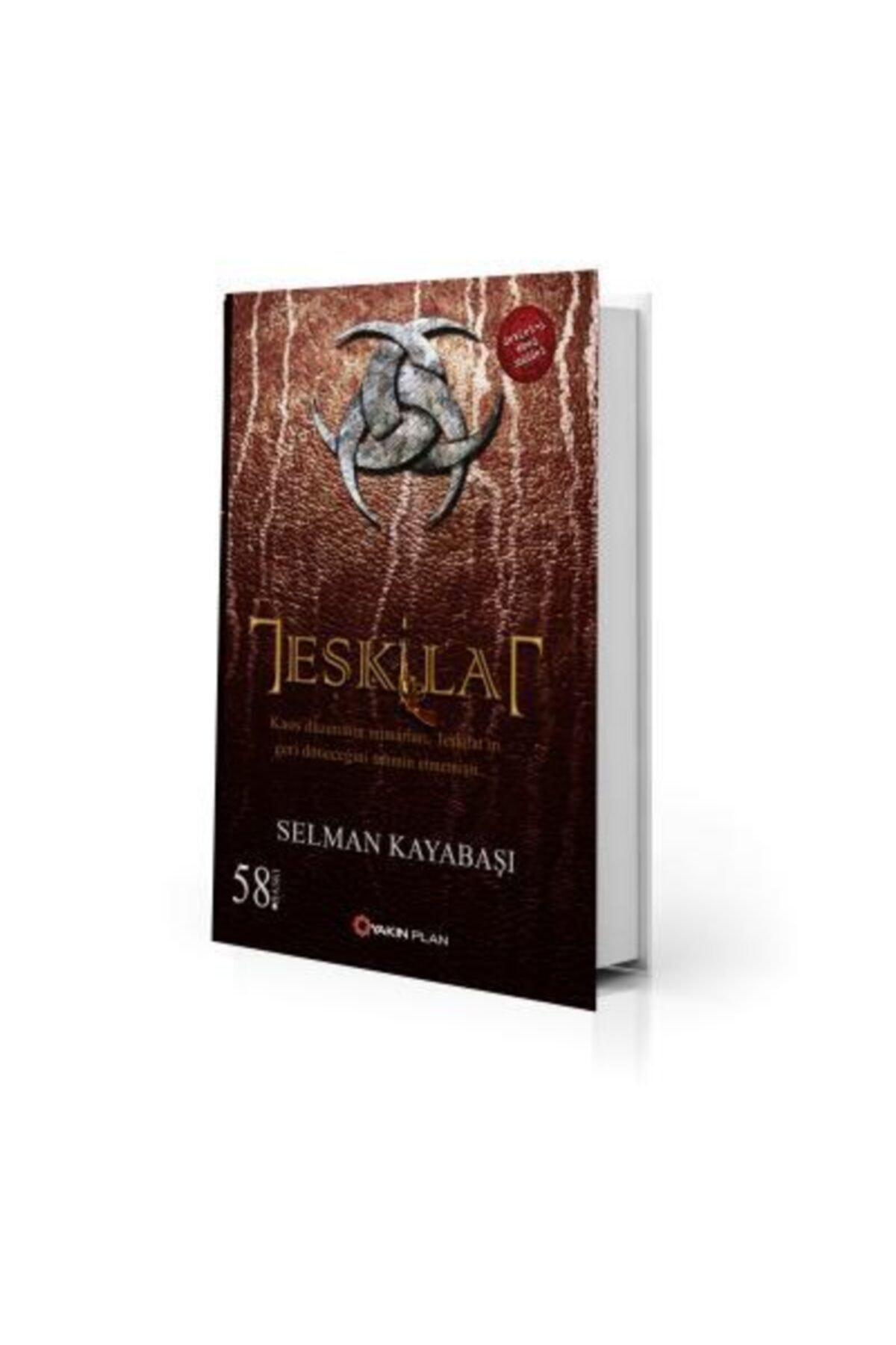 Yakın Plan Yayınları Teşkilat- Selman Kayabaşı 1