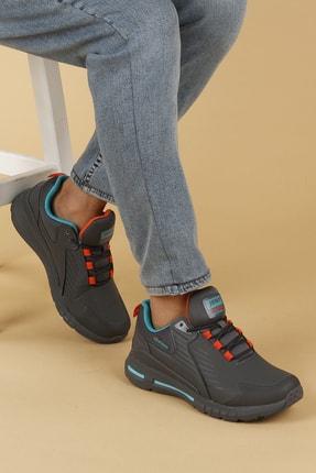 Jump Erkek Gri Spor Ayakkabı  25703