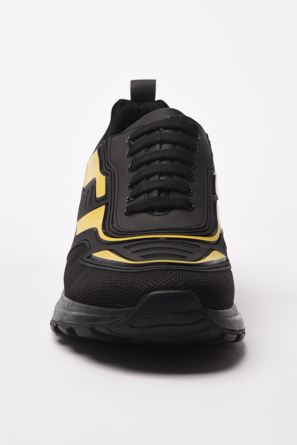 Elle Shoes EDWARDO Sarı Erkek Sneaker 1