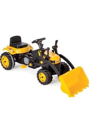 DOLU OYUNCAK Kepçeli Traktör