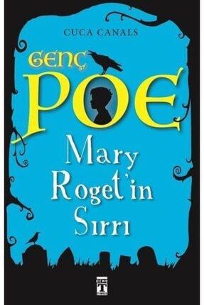 Timaş Yayınları Genç Poe Mary Roget'in Sırrı