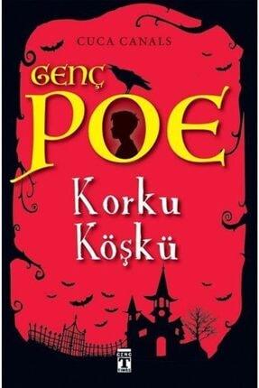 Timaş Yayınları Genç Poe Korku Köşkü 3