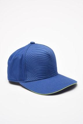 adidas Unisex Çocuk Mavi Şapka