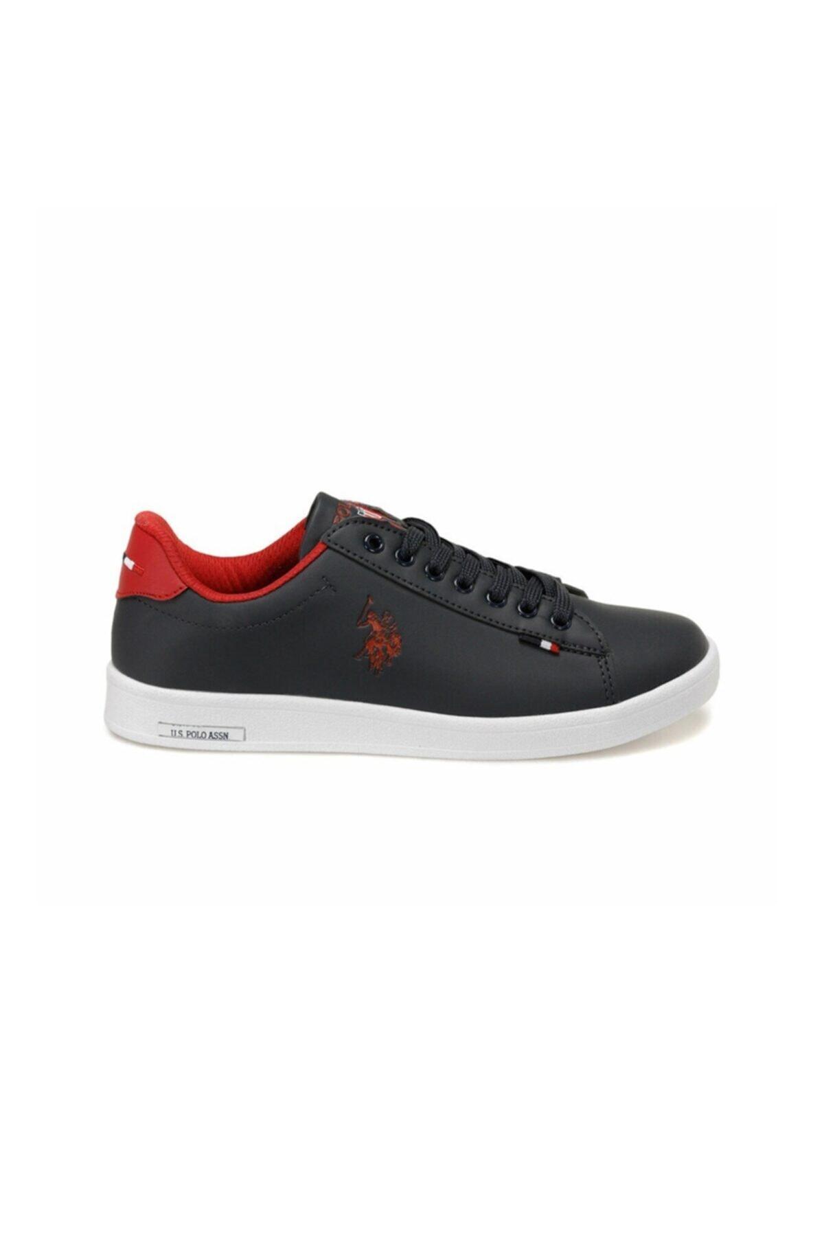 U.S. Polo Assn. FRANCO DHM Lacivert Kadın Sneaker Ayakkabı 100548975 1