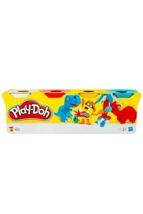 Play Doh Play-doh 4'lü Oyun Hamuru