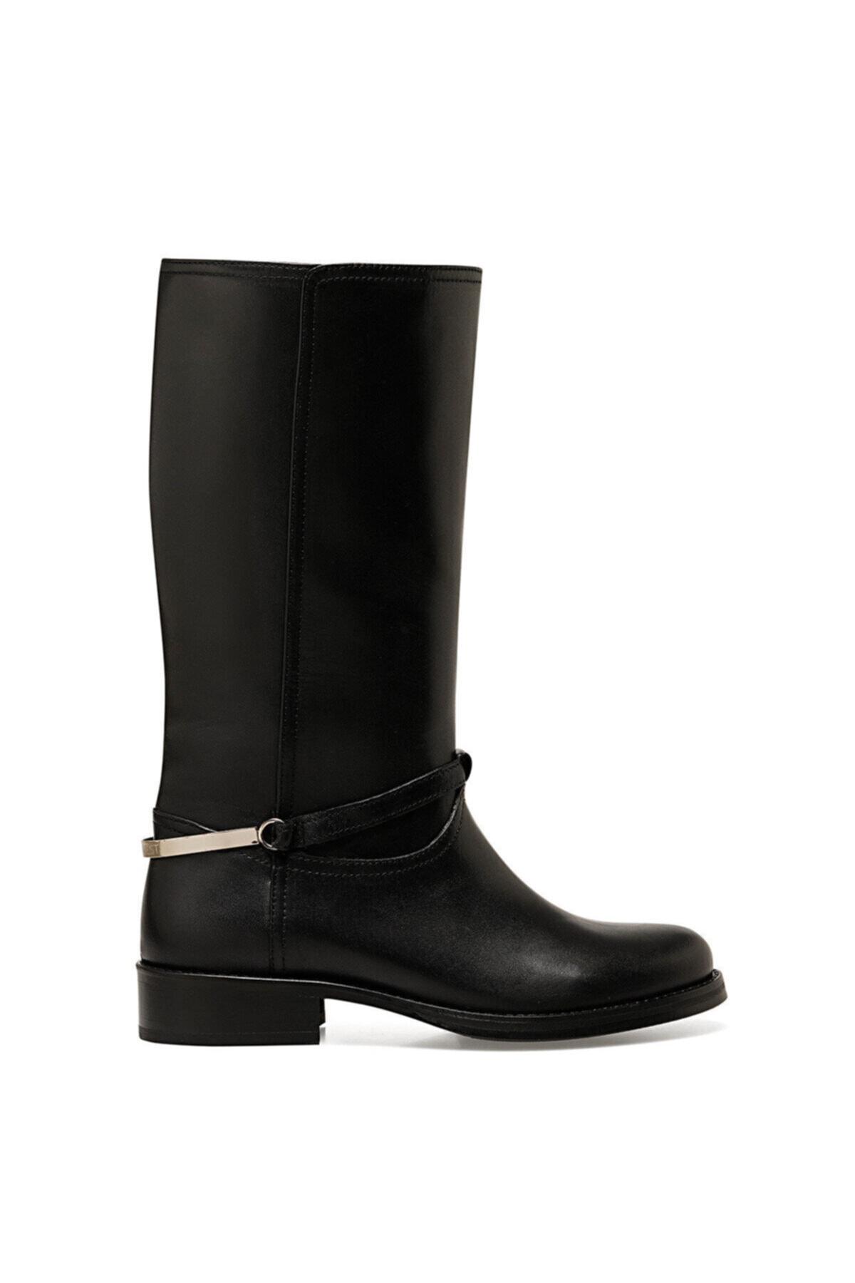 Nine West Aurelıo Kadın Siyah Çizme 1