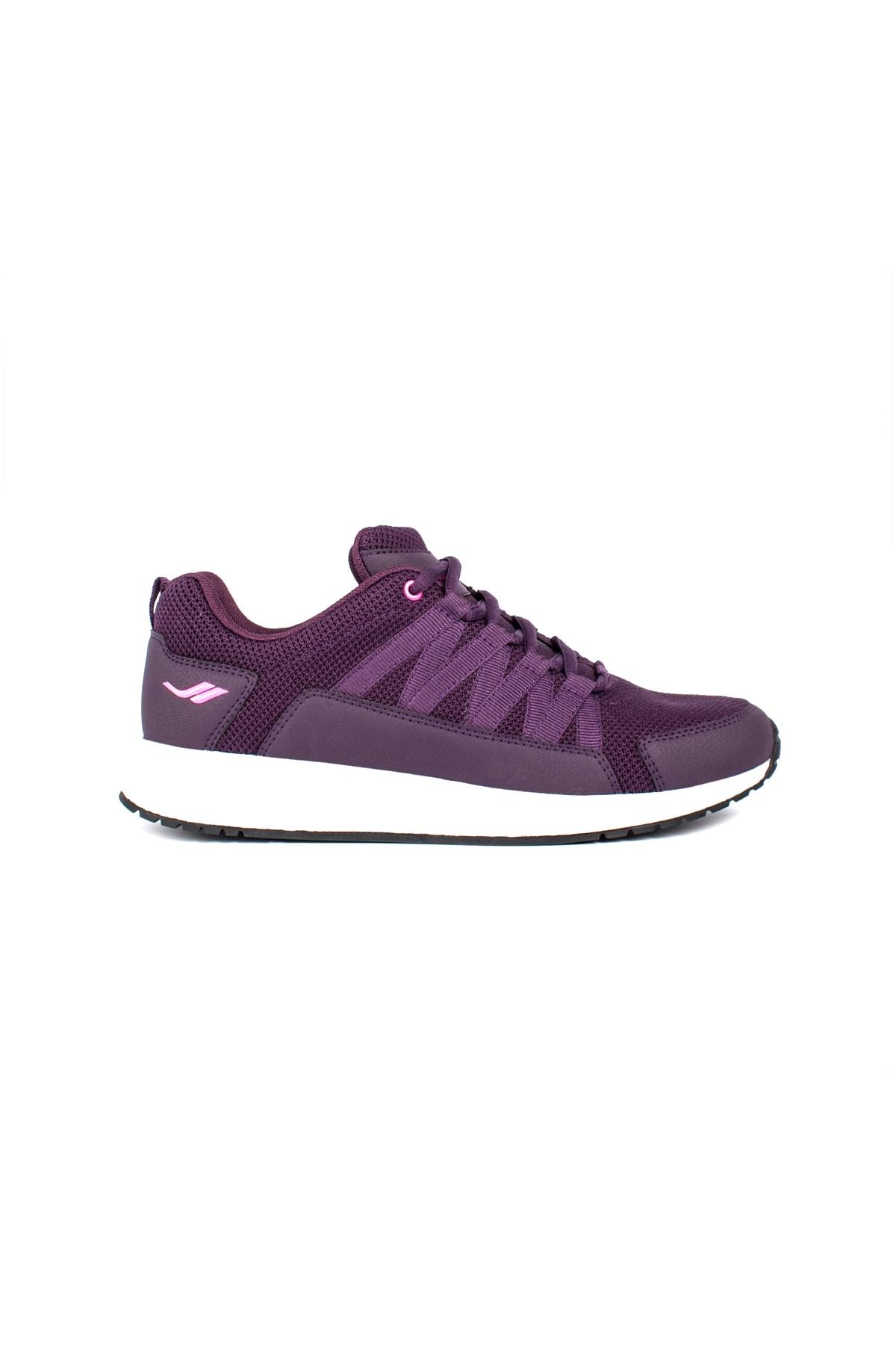 Lescon Kadın Mor  Easystep  Günlük Spor Ayakkabı L-5616 1