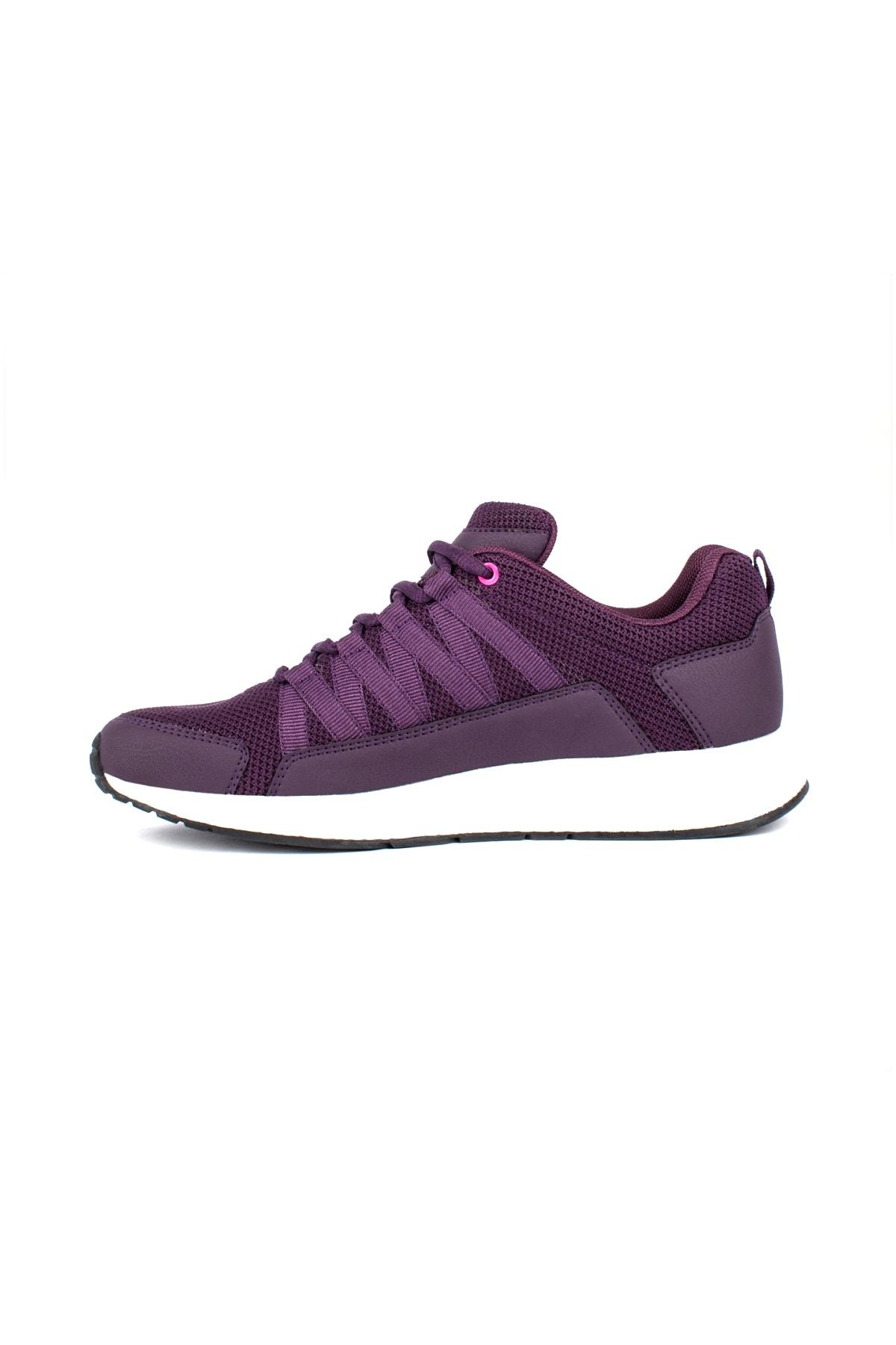 Lescon Kadın Mor  Easystep  Günlük Spor Ayakkabı L-5616 2