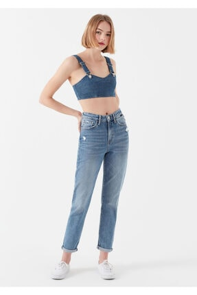 Mavi Kadın Mavi Star Gold Icon Jean Pantolon