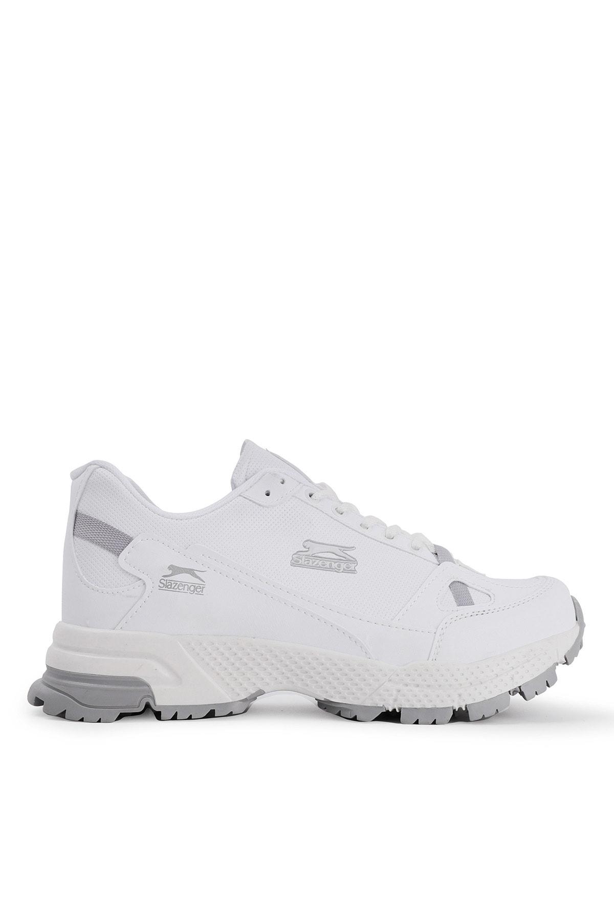 Slazenger Kadın Beyaz Adam I Koşu Ve Yürüyüş Ayakkabı 1