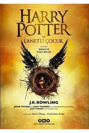 Yapı Kredi Yayınları Harry Potter Ve Lanetli Çocuk - Birinci Ve Ikinci Bölüm