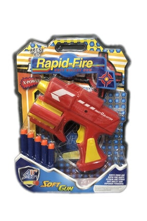 Nerf Rapid Fire Tabanca