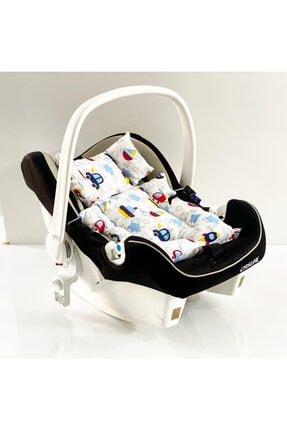 Baby Trendy %100 Pamuk Müslin Kumaş Puset Anakucağı Minderi